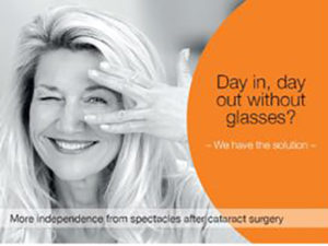 Patient Brochure for the Trifocal EDOF AddOn IOL