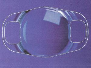 VRSA54 PMMA Anterior Chamber Iris Fixation IOL